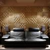 3D панелі для стін: об'ємні ефекти в інтер'єрі
