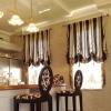 Австрійські штори: елегантне оформлення вікна