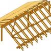 Балки будівельні: дерев'яні, залізобетонні, металеві