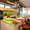 Барні стільці - дизайнерське рішення для сучасної кухні