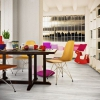 Вибілений дуб в інтер'єрі: модний колір для створення стильного дизайну