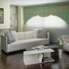 «Сонячний» дизайн-проект заміського будинку з яскравими акцентами