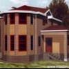 Приватний цегляний будинок з прибудовою