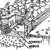 Дерев'яні грядки короба: переваги використання, облаштування