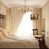 Дизайн інтер'єру в невеликій спальні