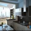 Дизайн кухні, суміщеної з балконом: розширюємо простір грамотно, красиво і функціонально