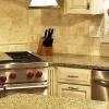 Дизайн плитки на кухні: оформлення статі і робочої зони