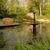 Дизайн саду в романтичному стилі