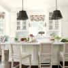 Дизайн штор для кухні