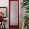 Двері зі склом - цікаве дизайнерське рішення