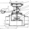 Функції та характеристика вентиля для ругуліровкі