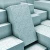 Витрата клею на куб газосилікатних блоків