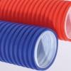 Гофровані труби з пнд