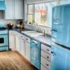Холодильники в ретро-стилі: вантажні моделі сучасних виробників