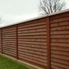 Ідеї   гарних дерев'яних парканів