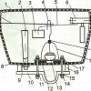 Інструкція для зливного механізму унітазу