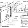 Використання чавунної печі-буржуйки для обігріву будинку