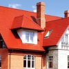 Використання металочерепиці для покриття дахів і основні її переваги