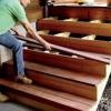 Виготовлення дерев'яних сходів своїми руками для власного будинку