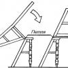 Виготовлення сходів-стільця