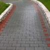 Виготовлення тротуарної плитки в домашніх умовах і укладання