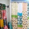 Як із залишків тканини своїми руками зшити красиві штори?