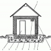 Як якісно утеплити стелю в погребі своїми силами