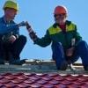 Як крити дах металочерепицею