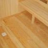 Як обладнати підлогу в лазні на каркасній основі