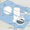 Пристрій і монтаж зливного бачка