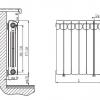 Як підключити біметалічний радіатор