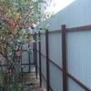 Як побудувати паркан з профнастилу