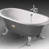Як відновити чавунну ванну