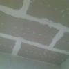 Як правильно шпаклювати стелю?