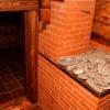 Як правильно укладати камені в банну піч?