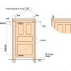 Як правильно встановити двері у ванну кімнату