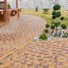 Як правильно викласти тротуарну плитку у дворі