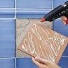 Як приклеїти плитку на гіпсокартон