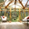 Як прилаштувати терасу до кам'яного або дерев'яного будинку?