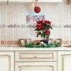 Як провести обробку кухні керамічною плиткою?
