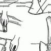 Як проводиться заточка сокири?