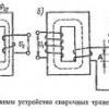 Як працюють зварювальні трансформатори?