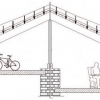 Як розрахувати оптимальний ухил даху?