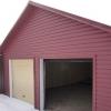 Як самостійно утеплити металевий гараж?
