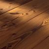 Як зробити дерев'яну підлогу презентабельним?