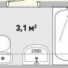 Як зробити хороший дизайн маленької ванної кімнати