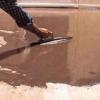 Як зробити наливні підлоги в лазні