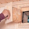 Як зробити вентиляцію в лазні