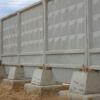 Як зробити паркан з бетонних плит своїми руками?