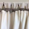 Як зшити штори на петлях своїми руками
